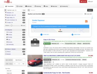 bigbearlake.claz.org screenshot