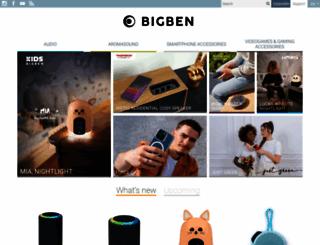 bigben-interactive.co.uk screenshot