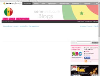 bigben.seneweb.com screenshot