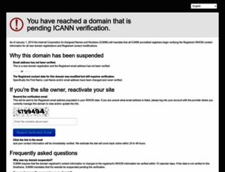 bigblackpencil.com screenshot