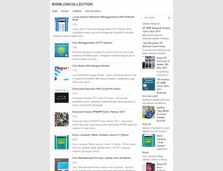 bigblogcollection.blogspot.com screenshot