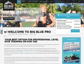 bigbluepro.com screenshot