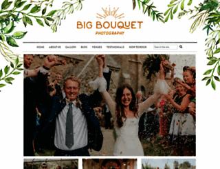 bigbouquet.co.uk screenshot