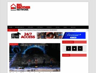 bigbrothernetwork.com screenshot