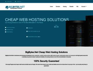 bigbytes.net screenshot