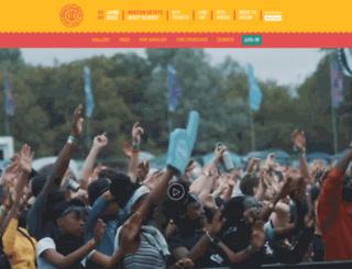 bigchurchdayout.com screenshot
