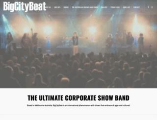 bigcitybeat.com.au screenshot