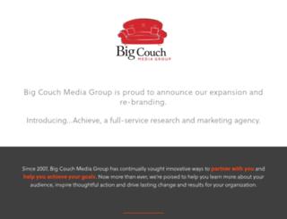 bigcouchmedia.com screenshot