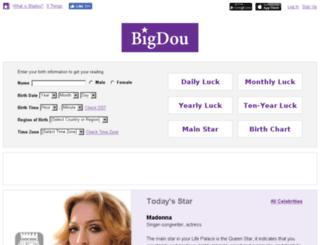 bigdou.com screenshot