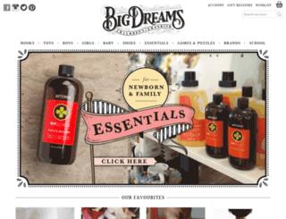 bigdreams.com.au screenshot
