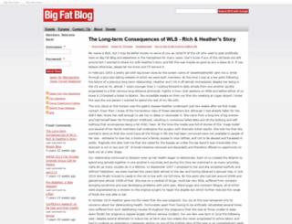 bigfatblog.com screenshot
