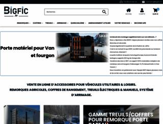 bigfic.fr screenshot