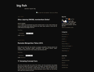 bigfish-easymoney.blogspot.com screenshot
