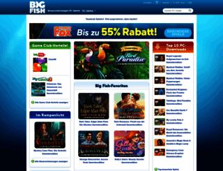bigfishgames.de screenshot