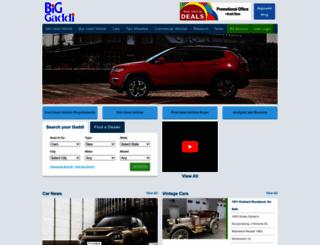 biggaddi.com screenshot