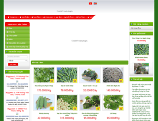biggreen.com.vn screenshot