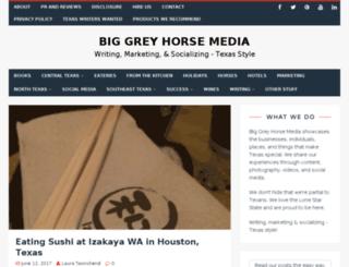 biggreyhorse.com screenshot