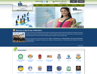 biggroupofeducation.com screenshot