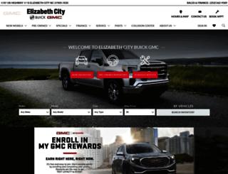 biggscadillac.com screenshot