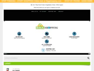 biggshopping.com screenshot