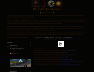 bighead.com screenshot
