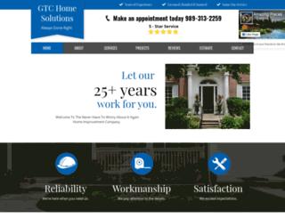 bighornhomeimprovements.com screenshot