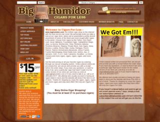bighumidor.com screenshot