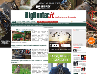 bighunter.it screenshot
