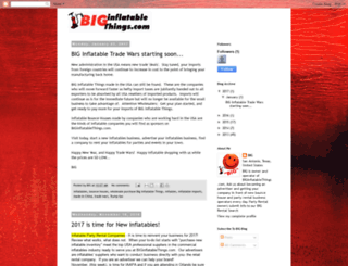 biginflatable.blogspot.com screenshot