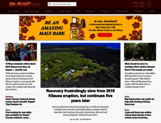 bigislandnow.com screenshot