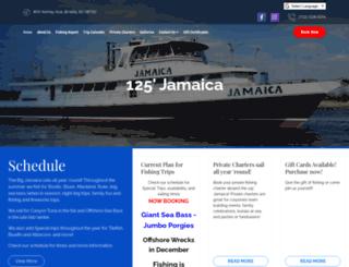 bigjamaica.com screenshot