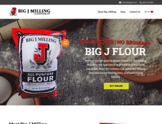 bigjmill.com screenshot