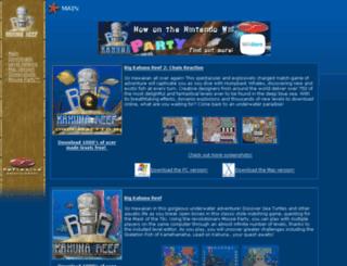 bigkahunareef2.com screenshot