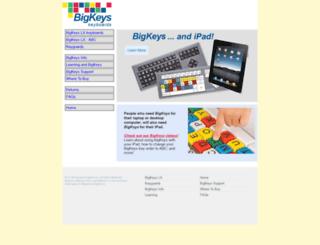 bigkeys.com screenshot