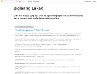 biglaanglakad.blogspot.com screenshot