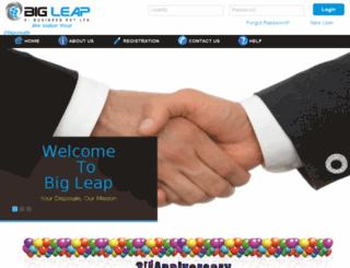 bigleapauctions.com screenshot