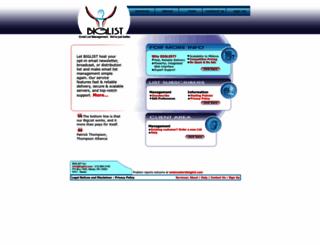 biglist.com screenshot