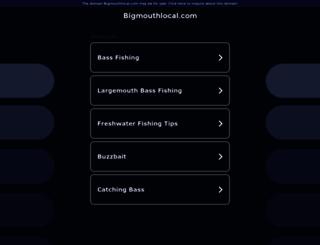 bigmouthlocal.com screenshot