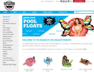 bigmouthtoys.com screenshot
