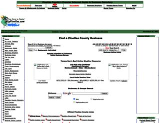 bigpinellas.com screenshot