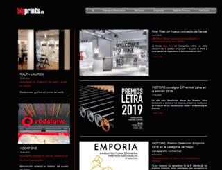 bigprints.es screenshot