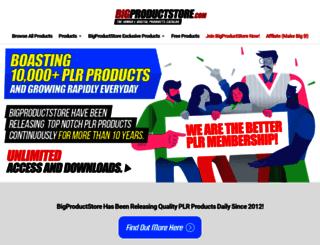 bigproductstore.com screenshot