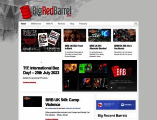 bigredbarrel.com screenshot