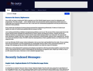 bigresource.com screenshot