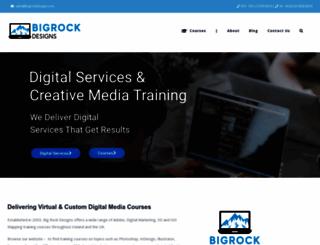 bigrockdesigns.com screenshot
