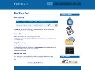 bigsb.net screenshot