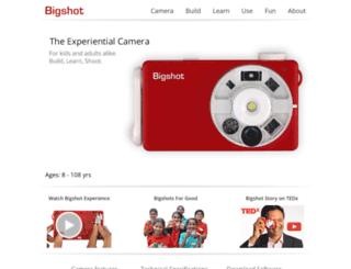 bigshotcamera.com screenshot