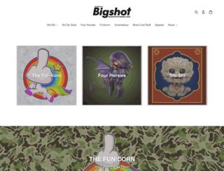 bigshottoyshop.com screenshot