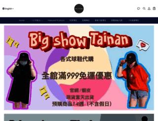 bigshow.com.tw screenshot