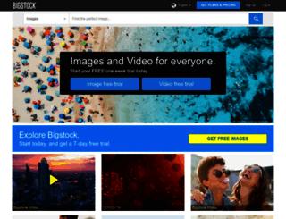 bigstockphoto.de screenshot